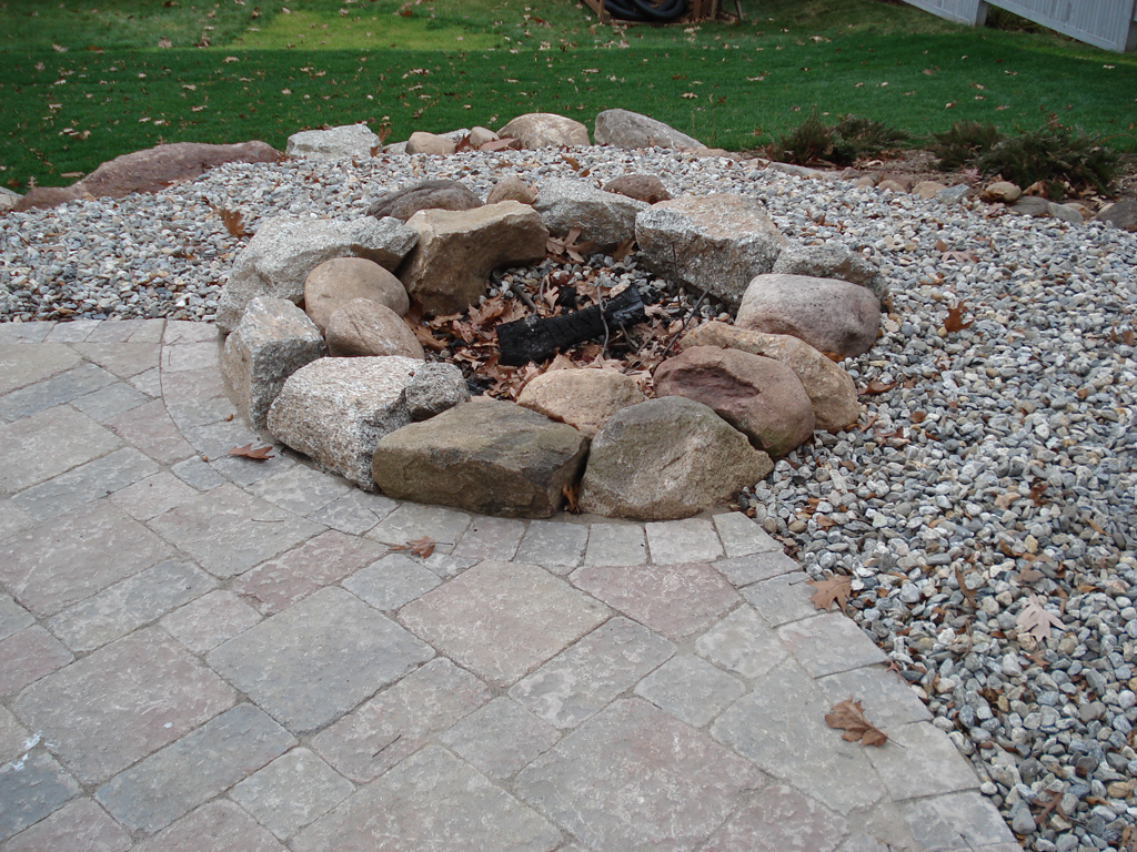 Outdoor Fire Pit Design Ct Fire Pit Installation