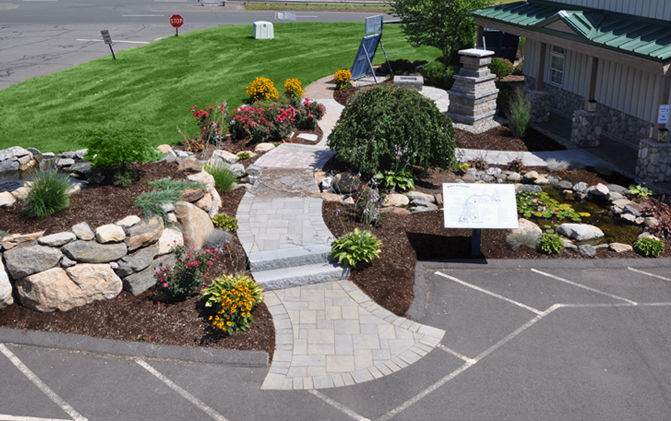 Landscape Designers Materials Ct Stone Walls Pavers Stone