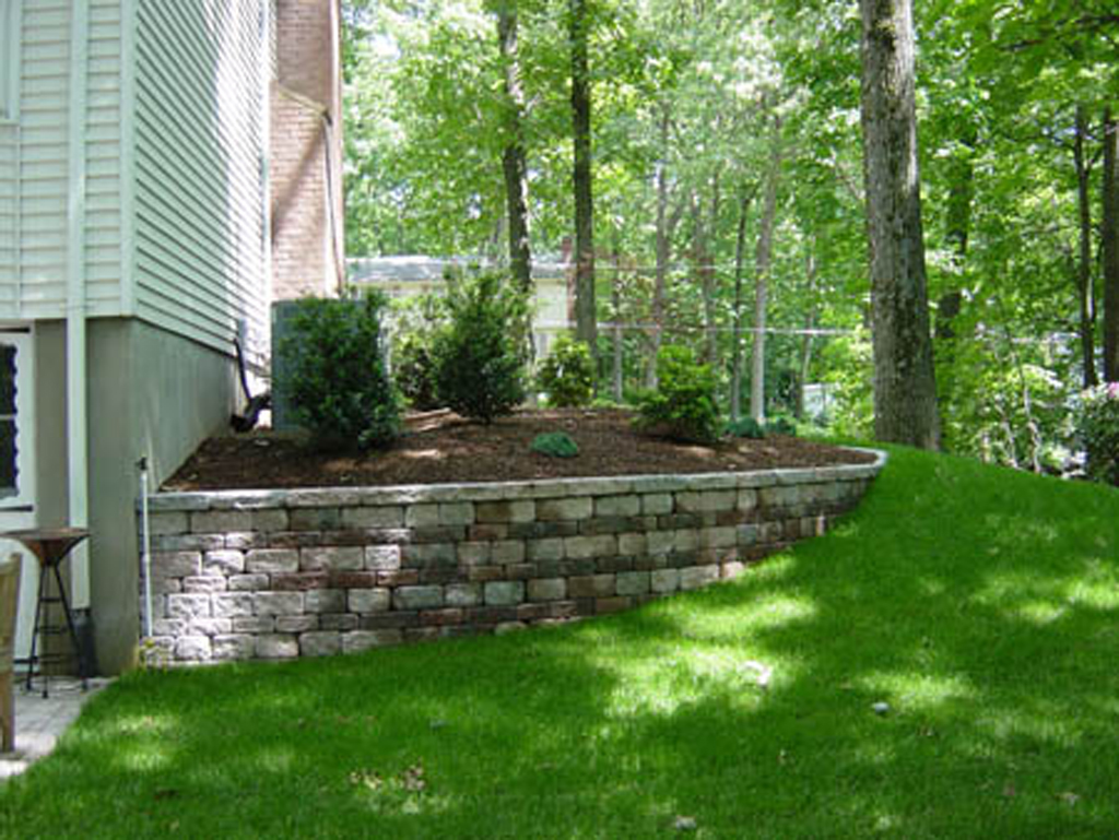 Outdoorfireplaces Gallery On Home Depot Retaining Wall Calculator