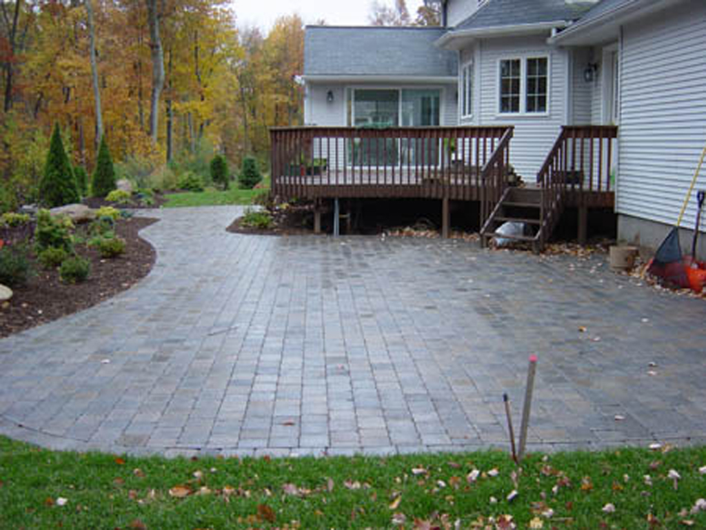 Pictures Of Patios Custom With Concrete Paver Patio Design Ideas Photos