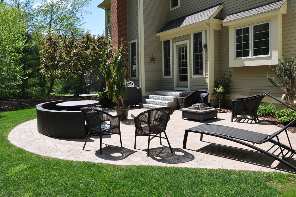 patio designs wexford