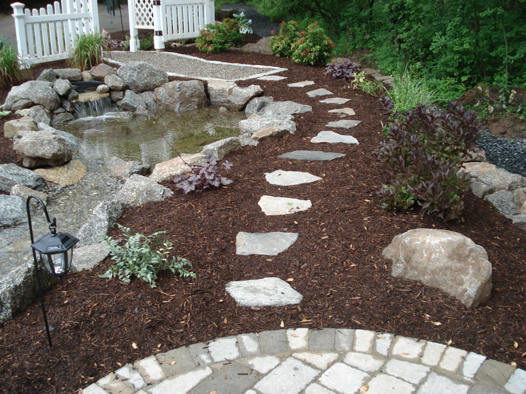 Paver Walkways Natural Stone Walkways