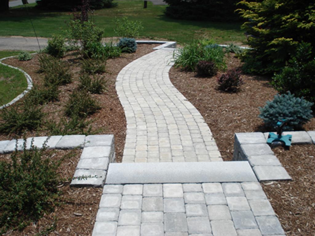 Paver walkways natural stone walkways connecticut for Natural stone walkways