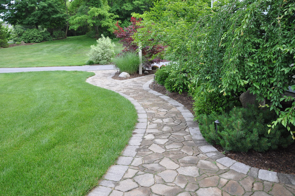 Paver Walkways Natural Stone Walkways Connecticut
